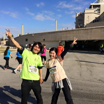 バルセロナマラソンEXPO、BREAK FAST RUN、パスタPARTYに参加してきました!