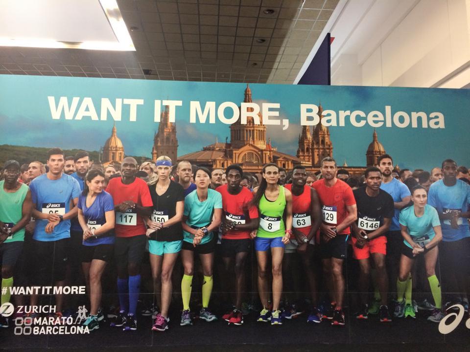 バルセロナマラソン