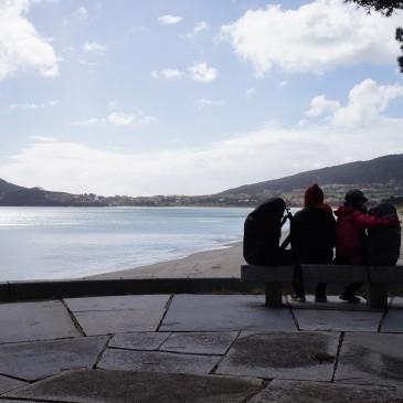 サンティアゴ巡礼23日目・海が見えた!遂にフィステーラへ!
