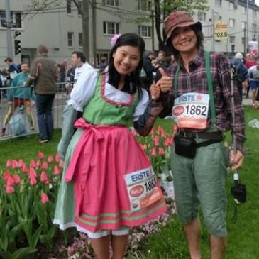 ウィーンシティマラソン完走(Risa編)大会レポート