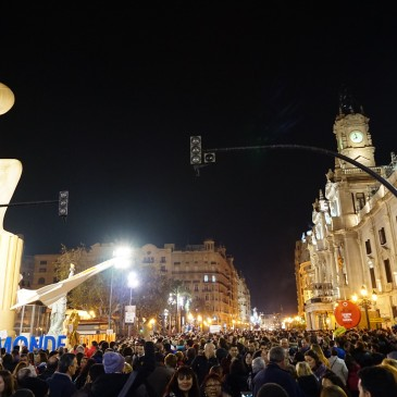 バレンシア滞在記~サンホセの火祭り~