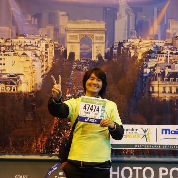 パリマラソンのエキスポ情報と楽しみ方