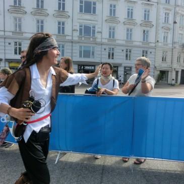 コペンハーゲンマラソン。感動をありがとう。(ちばっち)