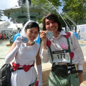 ジュネーヴマラソン完走レポート(Risa編)