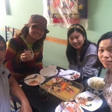ペルーのチクラヨで日本食レストランを営む、谷美紗子さん