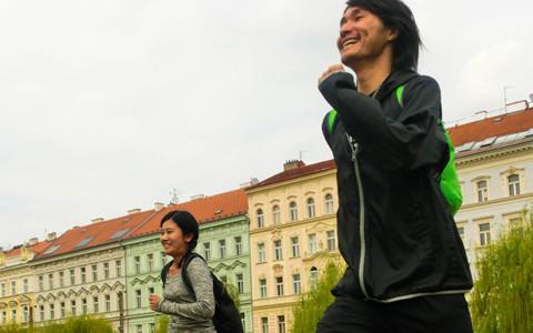 マラソンは、絆と愛をより深めます。