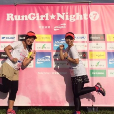 Rungirl★night Vol.7に出場しました!