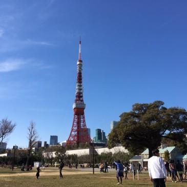 東京マラソン2017コースを試走