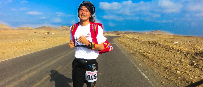 衝撃のマラソン大会!? @パカスマヨマラソン(ペルー)